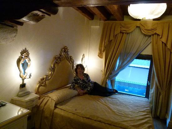 Hotel Vecellio: Increíble habitación