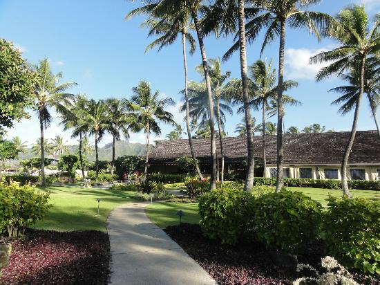 Kauai Coast Resort at the Beachboy: Grounds