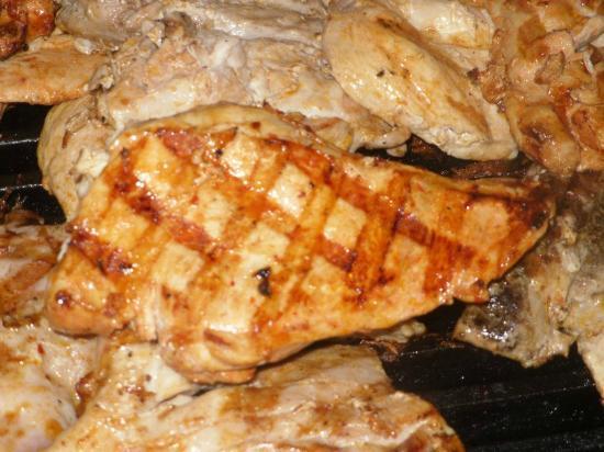 La Michoacana Grill: Fresh Grilled Chicken