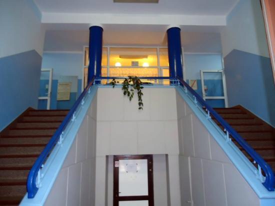 Orange Hostels: Entrance