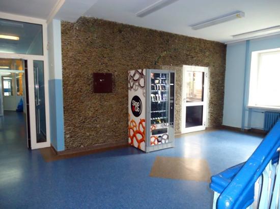 Orange Hostels: Hall