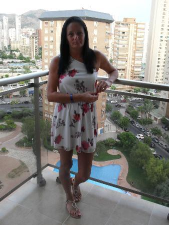 Sandos Monaco Beach Hotel & Spa: veiw from balcony
