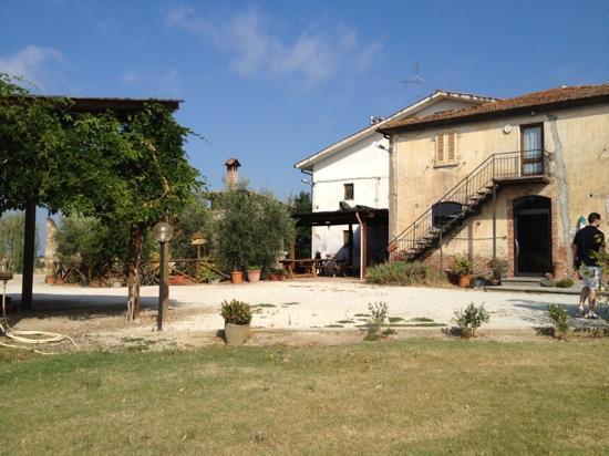 Agriturismo Le Baccane: fabulous place !!