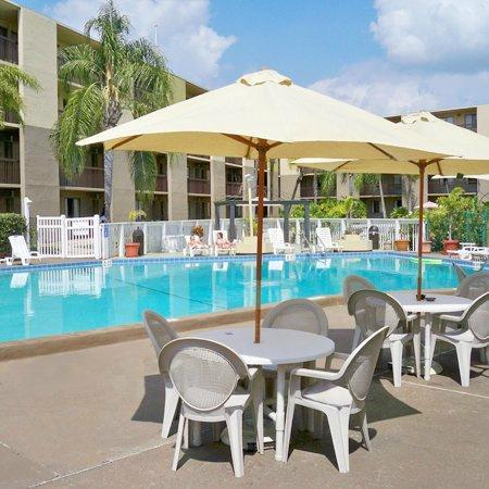 Travelodge Inn and Suites Orlando Airport: Pool