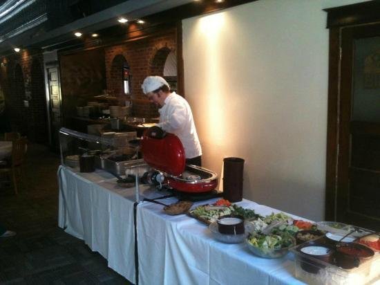 sunday brunch buffet from 11am 2 picture of the plus eau claire rh tripadvisor com