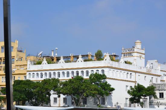 Los Jandalos Santa Maria: Habitaciones a Avda Bajamar