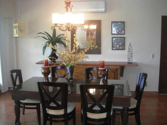 Bahia Pez Vela Resort: Comedor