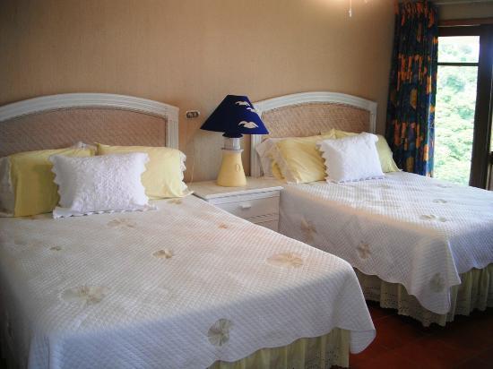Bahia Pez Vela Resort: Habitacion