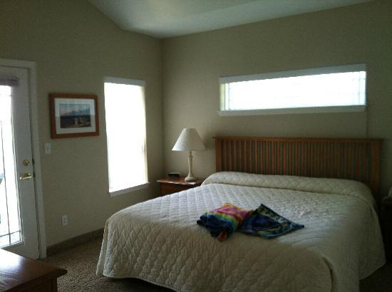 Delavan Lake Resort: King bed