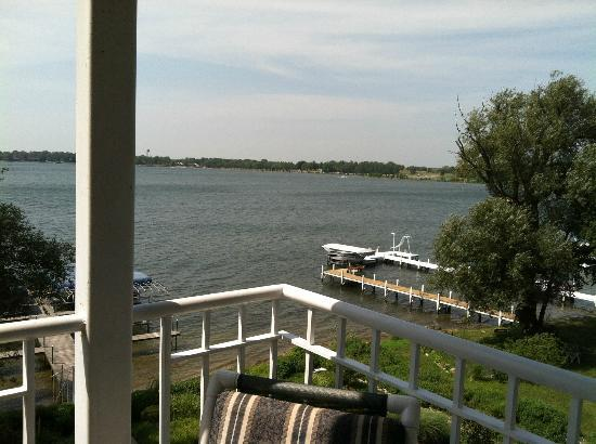 Delavan Lake Resort: beautiful view
