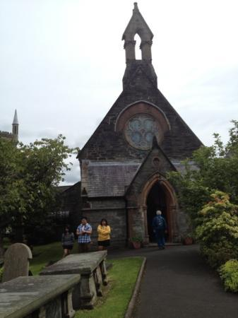 Derry, UK: Church within the Walls...