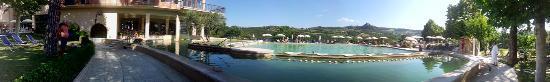 Hotel Posta Marcucci: Panoramica