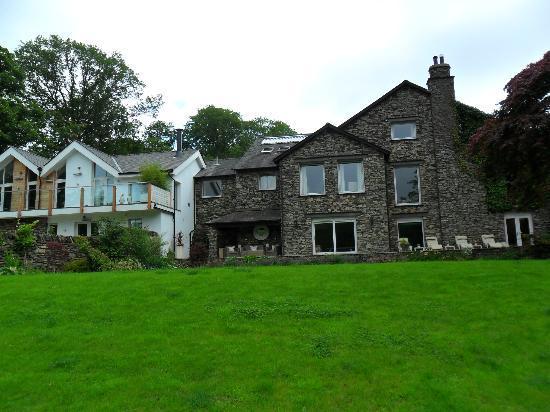 Gilpin Hotel & Lake House: Lake House