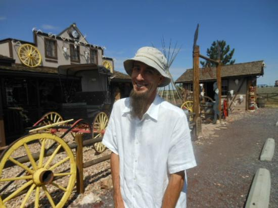 Angel's Gate Tours : Shawn, our guide - always smiling, very knowledgeable!