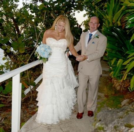 Jamaica Inn: after the ceremony 