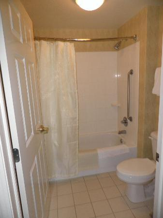 Residence Inn Rochester Mayo Clinic Area: Shower