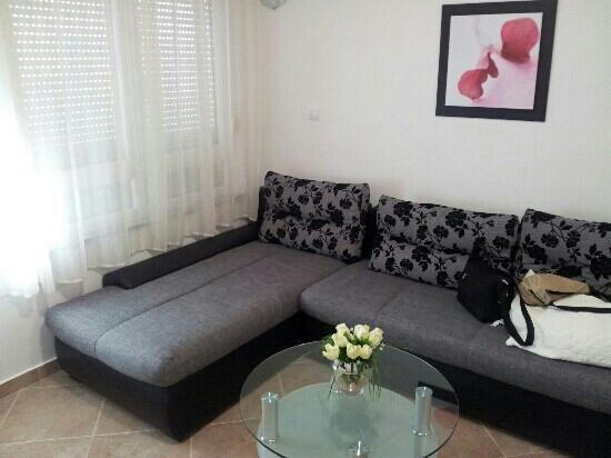 City Apartments Jelena: divano