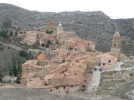 Teruel, Spagna: Albarracin