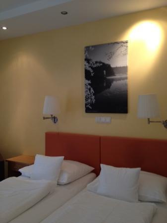 Faulenzerhotel Schweighofer: double room