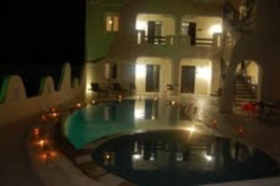 Residence Chahd: piscine