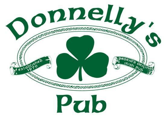 Donnelly's Shamrock Pub: logo