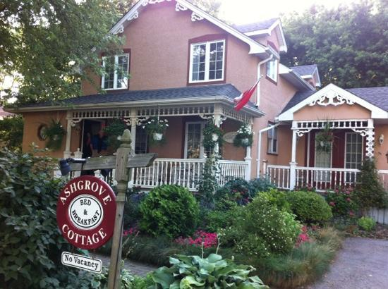 Ashgrove Cottage Bed and Breakfast: streetview