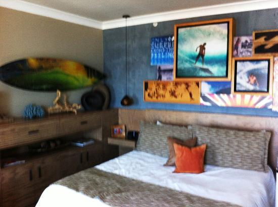 La Casa del Camino: Billabong room....