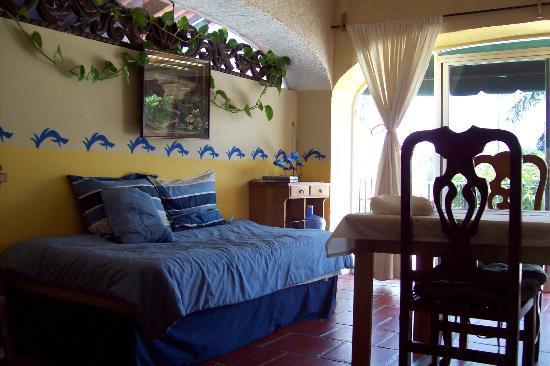 Casa de la Abuela: Sofa cama