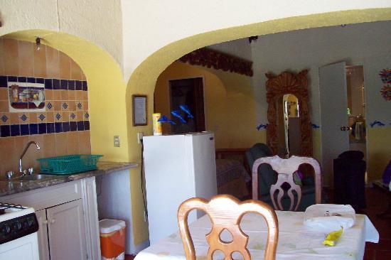 Casa de la Abuela: Habitacion