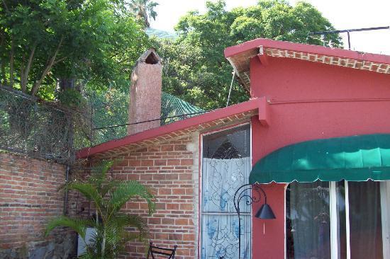 Casa de la Abuela: Exterior