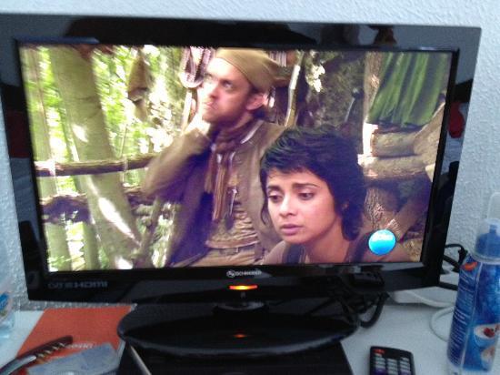 Hostal Marblau: tv lcd