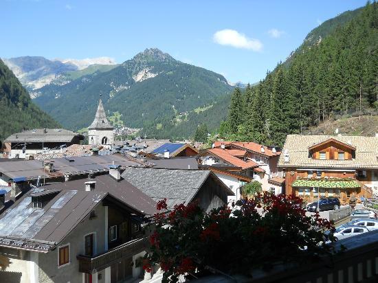 Al Sole Hotel Club Residence: vista dalla camera