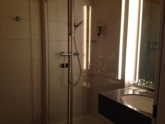 Faulenzerhotel Schweighofer: clean bathroom