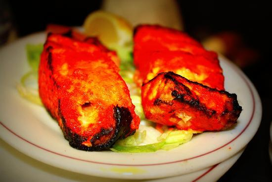 Dishes of India: SALMON TANDOORI
