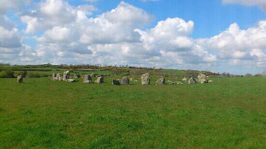 Downpatrick, UK: circle