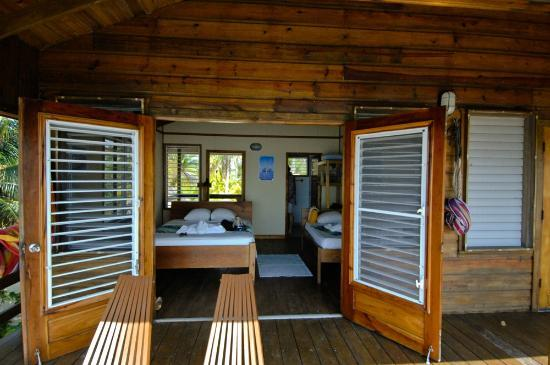 Pelican Beach - South Water Caye: Room