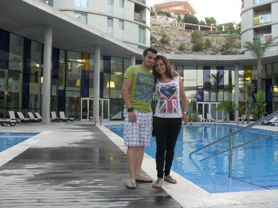 Agora Spa & Resort: En la piscina
