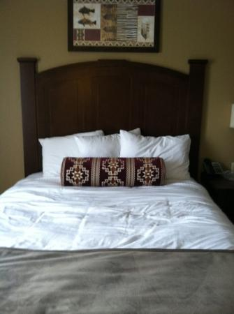 Bear River Casino Hotel: double bed