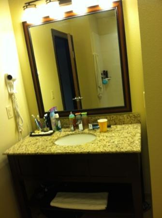 Bear River Casino Hotel: sink