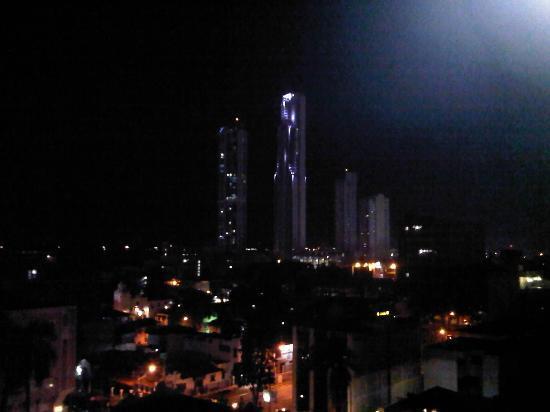 Hotel Costa Inn: Rooftop view