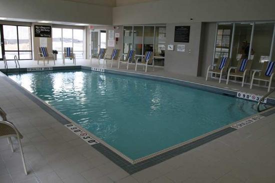 هامبتون إن أند سويتس باري: Recreational Facilities