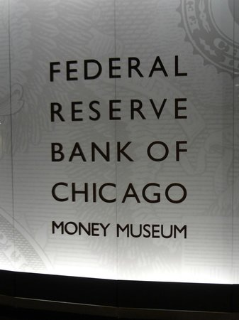 Money Museum at the Federal Reserve Bank: Outside