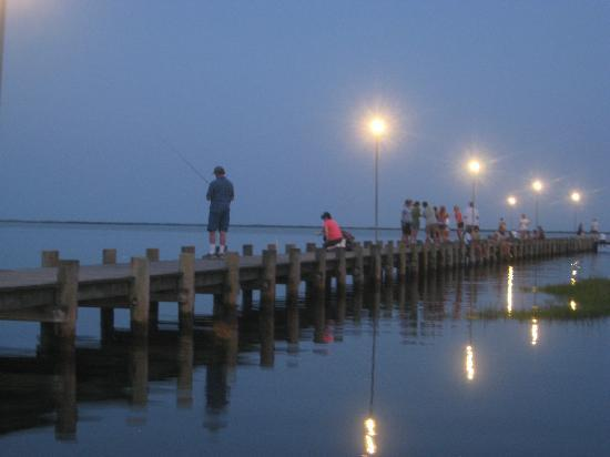 Frontier Town Pier - Picture of Frontier Town, Ocean City - TripAdvisor