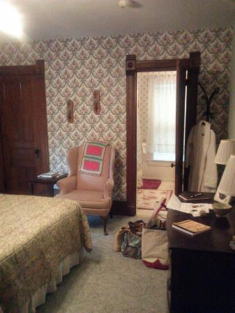 The Parsonage B&B: Sorensen Room