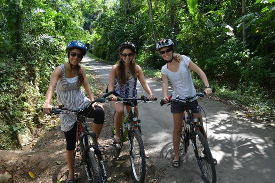 Bali Bella Cycling Tour: Bike ride around Ubud