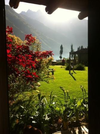 The Green House Peru : Vista do nosso quarto