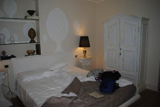 B&B Corte delle Pigne: Main bedroom