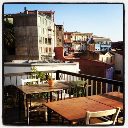 Hotel Fauna: fauna balcony