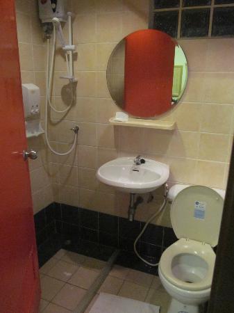 Plai Garden Boutique Guesthouse: The bathroom