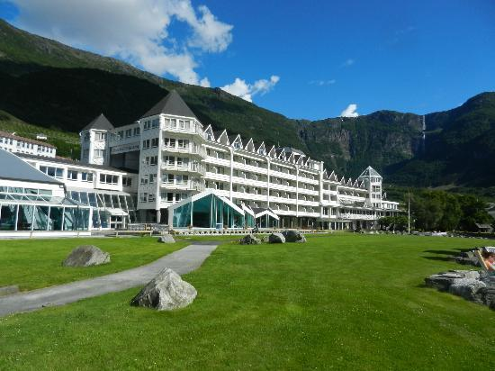 Hotel Ullensvang: Hotel